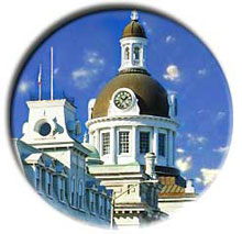 Kingston Ontario City Hall Picture.